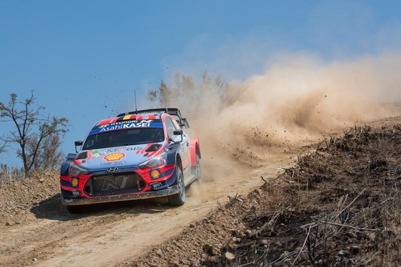 La tripulación de Hyundai suma segundo podio consecutivo en el Rally de Guanajuato 2020 - 2020_mexico_hem_rally-de-guanajuato