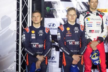 La tripulación de Hyundai suma segundo podio consecutivo en el Rally de Guanajuato 2020