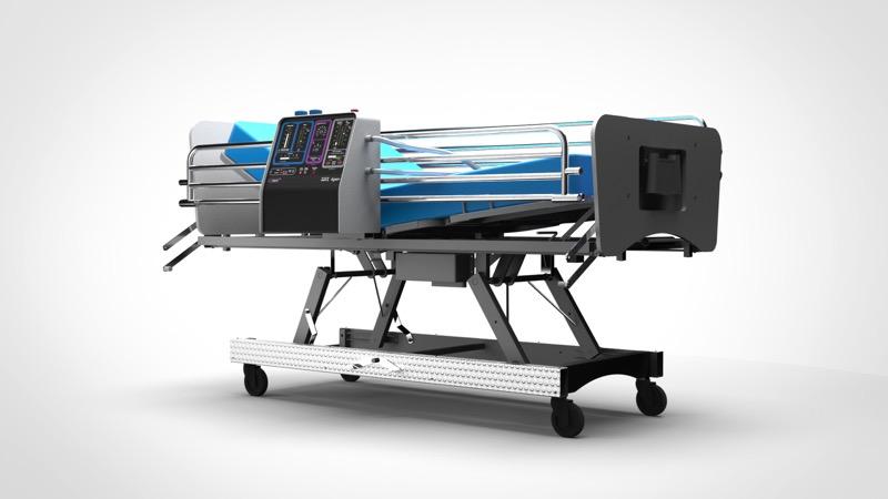 Dyson desarrolla CoVent, un ventilador portátil para ayudar con el COVID-19 - dyson-covent-800x450