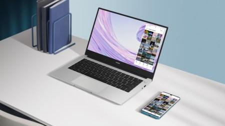 La serie Huawei Matebook D destaca por su innovación tecnológica y diseño