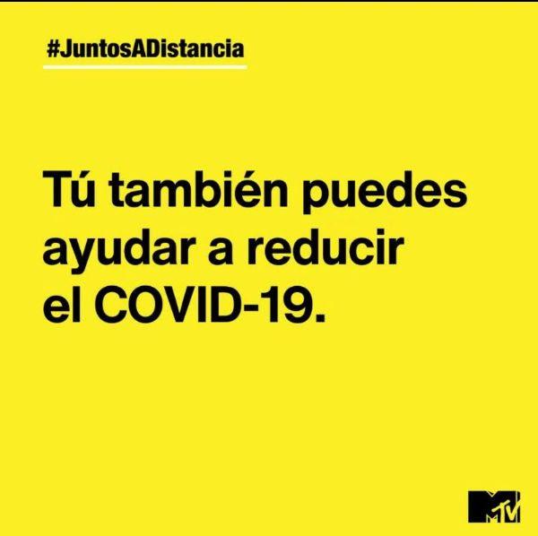 MTV, Comedy Central, Paramount se unen para lanzar la campaña: #JuntosADistancia - juntos-a-distancia
