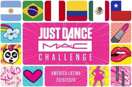 Anuncian las fechas de la gran final del Just Dance M.A.C Challenge