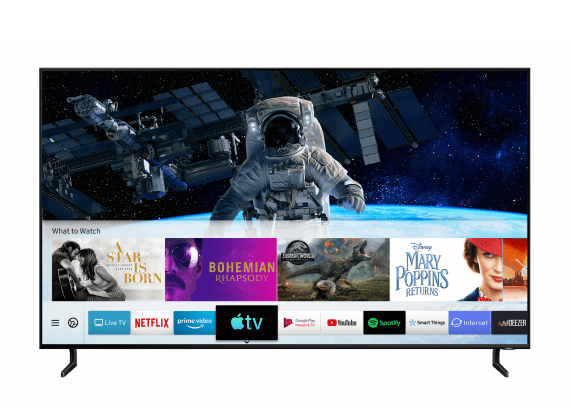 Cómo transferir videoconferencias a la pantalla de tu Samsung Smart TV - samsung-smart-tv