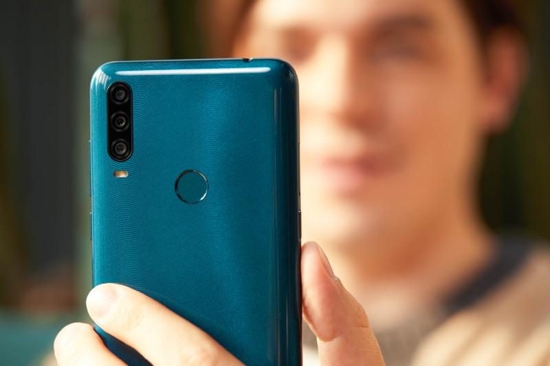 Alcatel 1S 2020, smartphone con triple cámara y batería de larga duración ¡llega a México! - 1s-43054