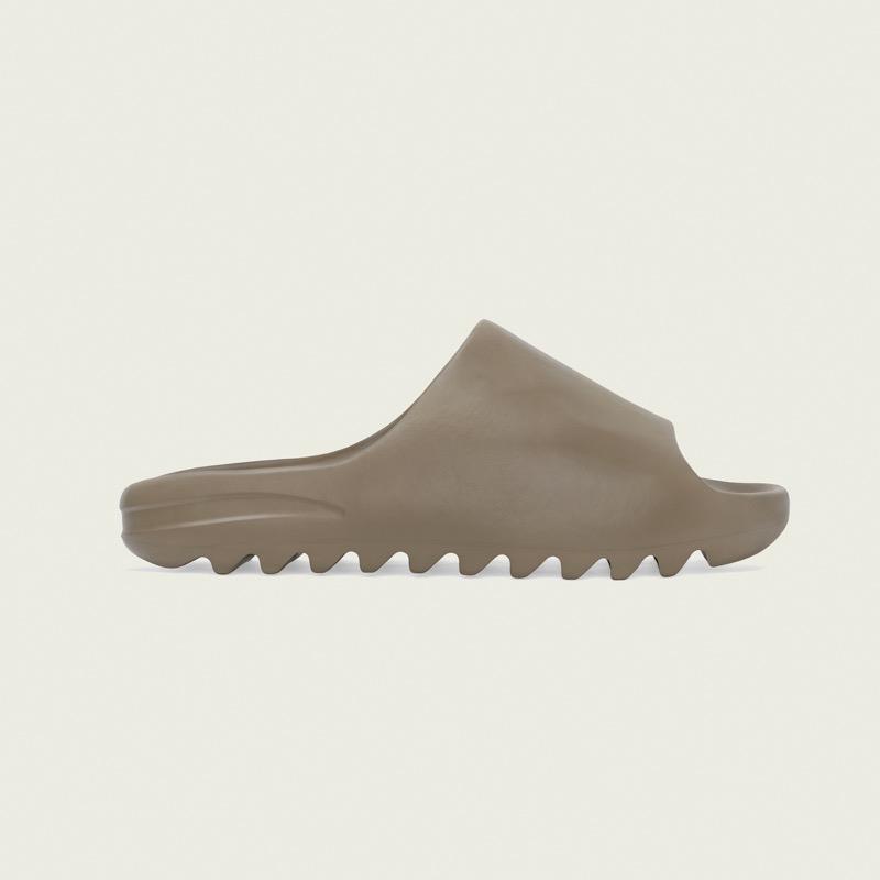 adidas + KANYE WEST anuncian el lanzamiento de YEEZY SLIDE Earth Brown y YEEZY SLIDE Resin - adidas_kanye_west_fv8425_slc_adiapp