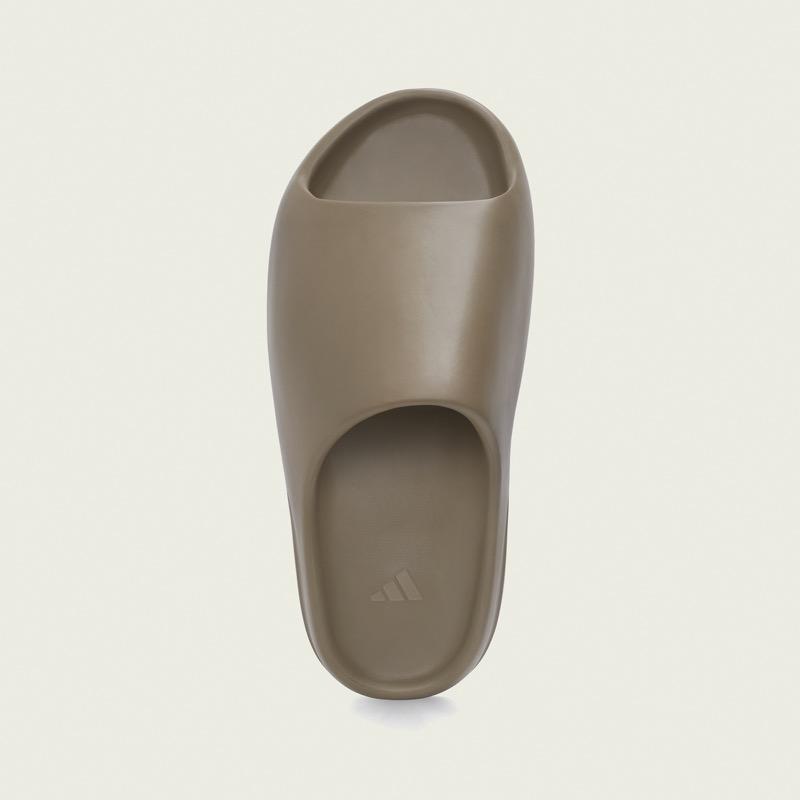 adidas + KANYE WEST anuncian el lanzamiento de YEEZY SLIDE Earth Brown y YEEZY SLIDE Resin - adidas_kanye_west_fv8425_tpp_adiapp