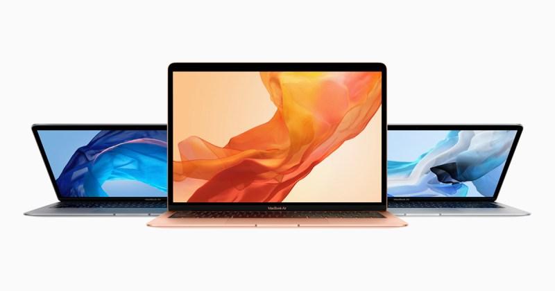 Las primeras Mac con procesador diseñado por Apple llegarán en 2021 - apple-macbook-air