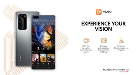 Huawei Video llega a América Latina