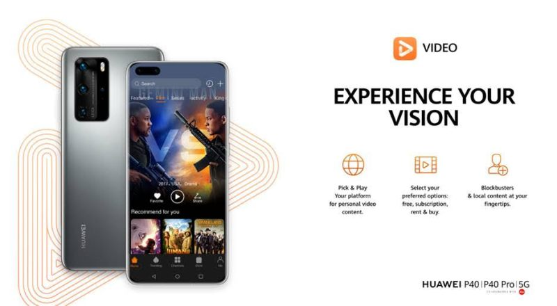 Huawei Video llega a América Latina - huawei_video-800x440