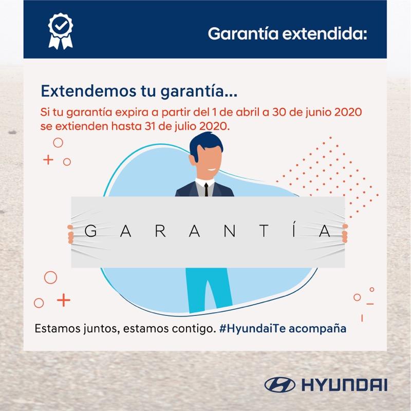 Hyundai apoya con Garantía Extendida y una prórroga en su crédito con BBVA - hyundai-garantia-extendida