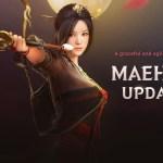 La clase Maehwa ¡disponible en Black Desert para Xbox One y PlayStation 4!