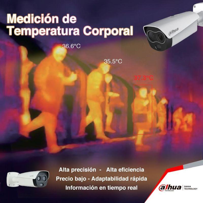 Implementan pruebas en vivo de detección de temperatura en el Metro de la CDMX - medicion-de-temperatura-corporal-800x800