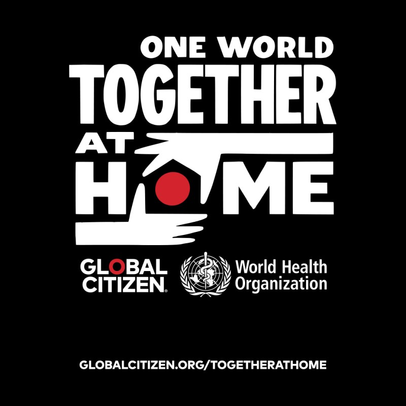 "E! transmitirá ""ONE WORLD: TOGETHER AT HOME"" el primer festival virtual del mundo - one-world-together-at-home"