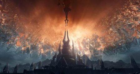 Regístrate para jugar Shadowlands, la próxima expansión de World of Warcraft