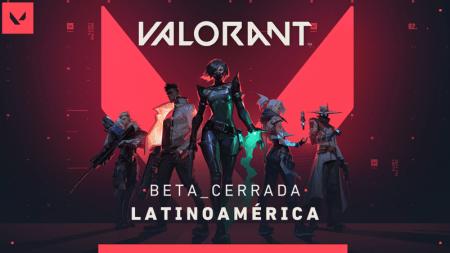 VALORANT llegará a Latinoamérica con la beta cerrada