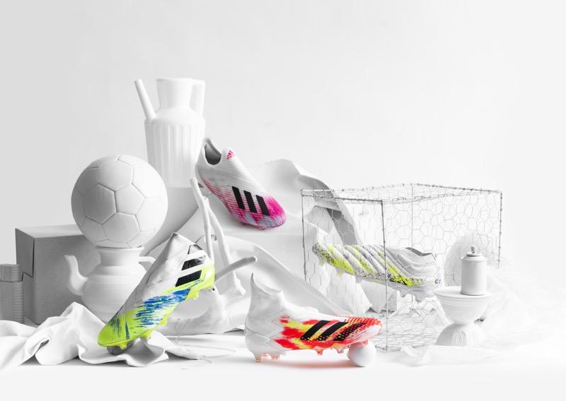 adidas presenta UNIFORIA, pack que mezcla el arte y el fútbol - adidas-uniforia