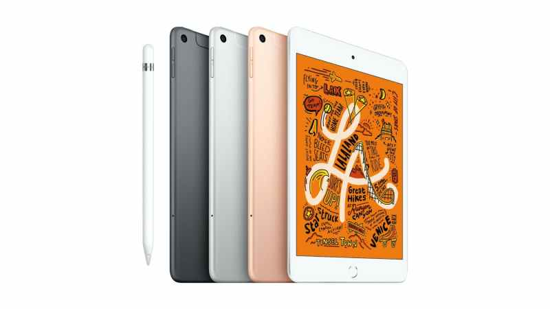 Apple prepara sus nuevos iPad con pantallas más grandes y chips más potentes - apple-ipad-mini-5-gen