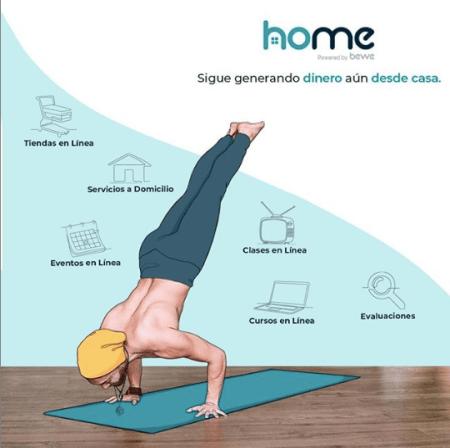 BEWE Home, herramienta gratuita para el sector wellness