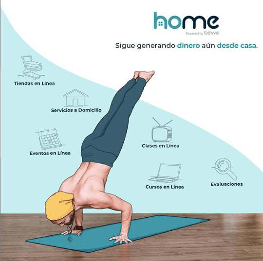 BEWE Home, herramienta gratuita para el sector wellness - bewe-home_1
