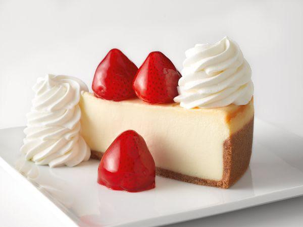 Las 10 reposterías preferidas para celebrar a mamá en casa - cheesecake-factory