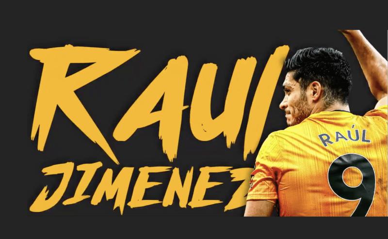 Los Wolves celebran el cumpleaños de Raúl Jiménez - cumple-raul-jimenez-los-wolves-800x493
