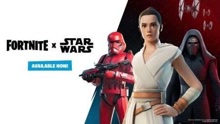 ¡Que la fuerza y Fortnite te acompañen en este evento con increíble contenido de Star Wars!
