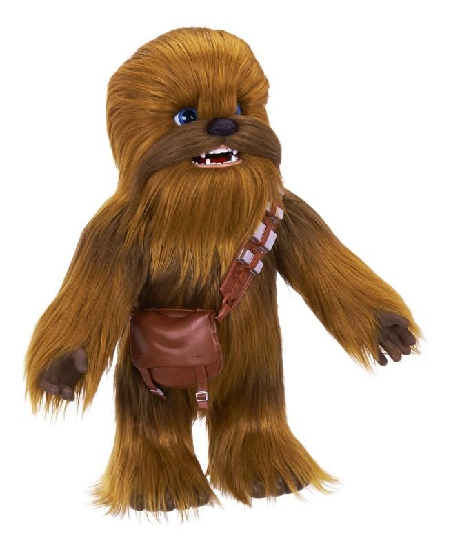 ¡May the 4th be with you! Cubrebocas y juegos de Star Wars, lo más buscado por el fandom para celebrar su día - furreal-friends-chewie