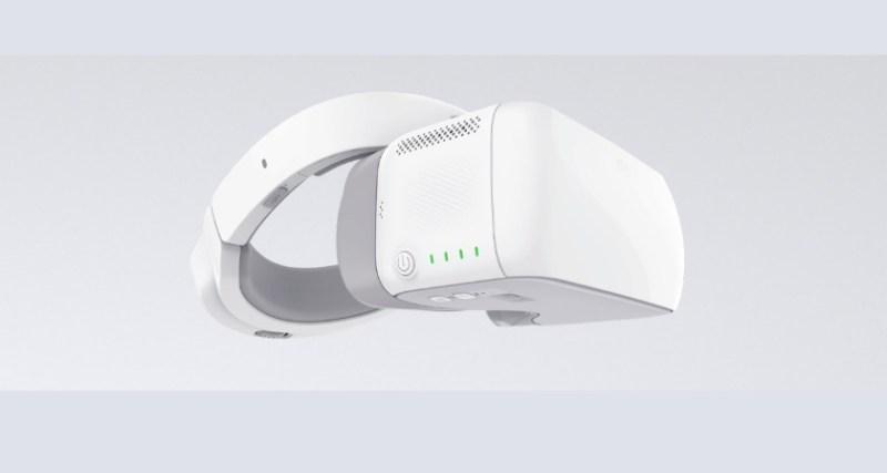 Productos de DJI en descuento para el Hot Sale 2020 - goggles