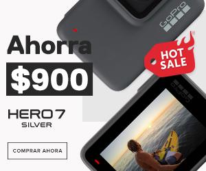 GoPro con increíbles promociones en el Hot Sale 2020 - gopro_hot-sale_2020_1