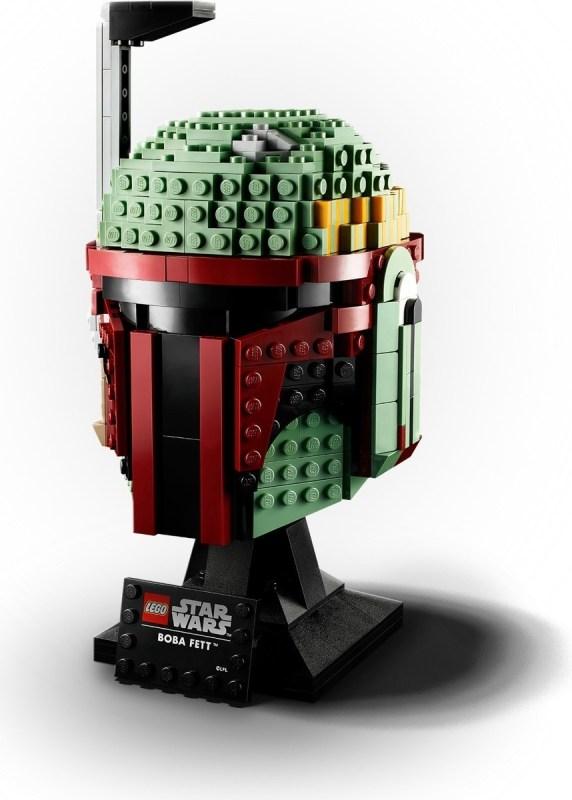 ¡May the 4th be with you! Cubrebocas y juegos de Star Wars, lo más buscado por el fandom para celebrar su día - lego-star-wars-75277-casco-de-boba-fett-d_nq_np_659146-mlm41524698719_042020-f