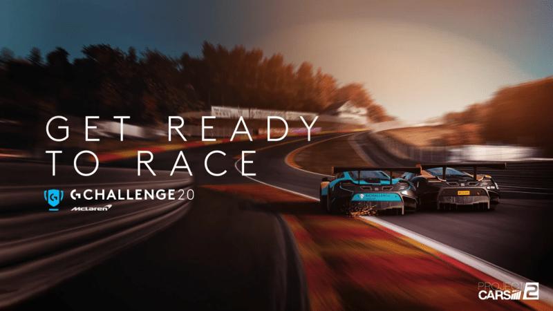 Logitech G y McLaren anuncian Logitech McLaren G Challenge 2020 - logitech-mclaren-g-challenge-2020