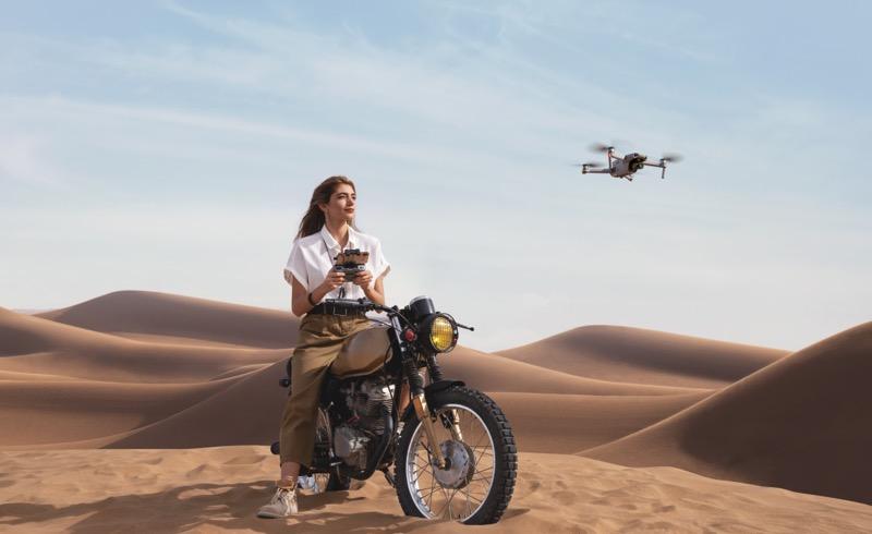 Mavic Air 2, nuevo dron de DJI que llevará tu creatividad al siguiente nivel - mavic-air-2-dji_4_lifestyle-800x490
