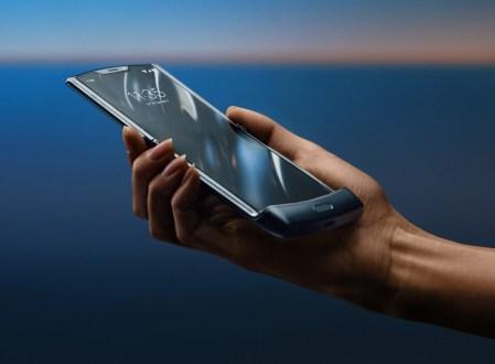 El Motorola RAZR 2 mejorará los puntos débiles de la generación actual