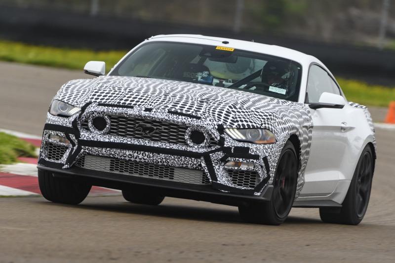 Mustang Mach 1 regresará en 2021 como edición limitada - mustang-mach-1-limited-edition-1-800x533