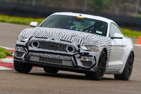 Mustang Mach 1 regresará en 2021 como edición limitada