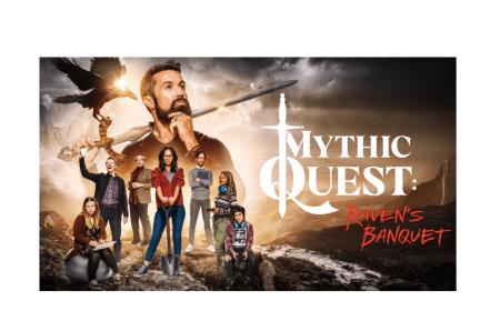 """Episodio especial de """"Mythic Quest"""" filmado completamente en iPhone"""