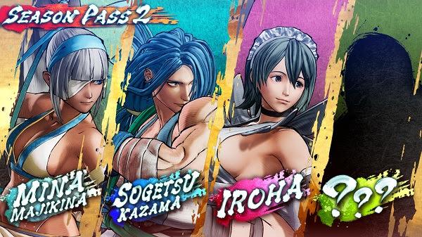 SNK lanzará SAMURAI SHODOWN en PC el 11 de Junio - samurai-shodown-season2