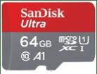 Western Digital y SanDisk se unen a las ofertas durante el Hot Sale - sandisk-microsd-ultra-64gb