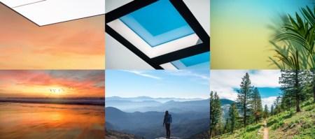 Signify lanza Nature Connect, una innovación para iluminar interiores