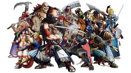 SNK lanzará SAMURAI SHODOWN en PC el 11 de Junio