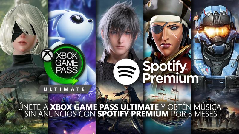 Xbox y Spotify se unen para darte la mejor experiencia de juego - xbox-spotify