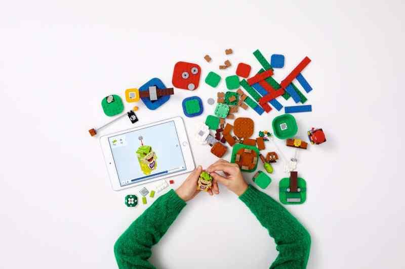 Catálogo completo de LEGO Super Mario - 71360_lifestyle_lego-super-mario