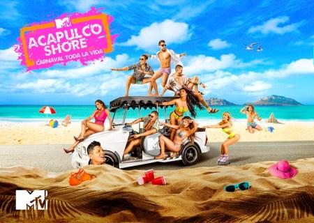 ¿Dónde y cómo ver la nueva temporada de Acapulco Shore?