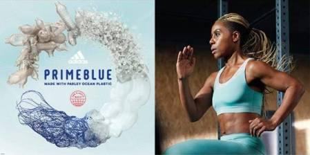 adidas lanza colección PRIMEBLUE, una nueva tecnología sostenible