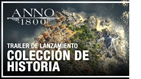 Conoce todos los detalles de Anno History Collection, disponible para PC