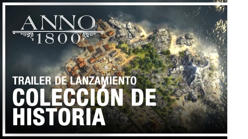 Conoce todos los detalles de Anno History Collection, disponible para PC - anno-history-collection-800x450