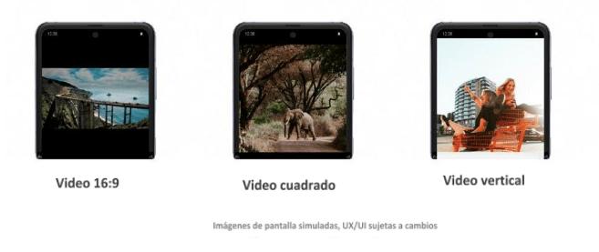 YouTube con nueva optimización para Galaxy Z Flip - aplicacion-youtube-optimizada-modo-flex