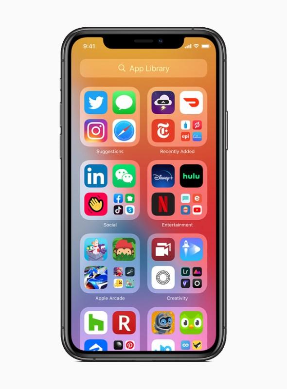 WWDC 2020: Todo lo que Apple presentó en su conferencia para desarrolladores - app-library