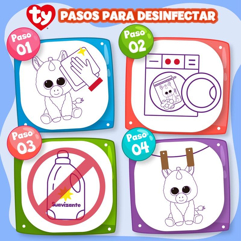 Paso a paso para desinfectar los peluches de tus hijos y cuidar su salud - desinfectar-juguetes