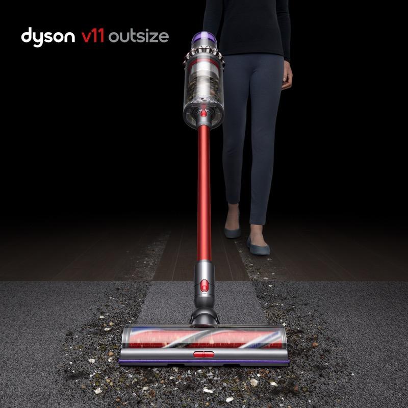 Dyson V11 Outsize ,la aspiradora más poderosa e inteligente, sin cables - dyson-v11-outsize-aspiradora